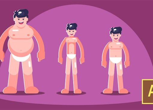 Learn Illustrator CC: Create Simple Flat Vector Characters