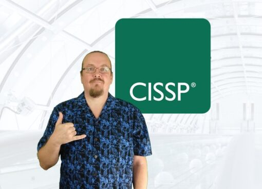 CISSP Certification: CISSP Domain 7 & 8 Video Boot Camp 2020