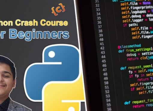 Python Crash Course For Beginners – Learn Python
